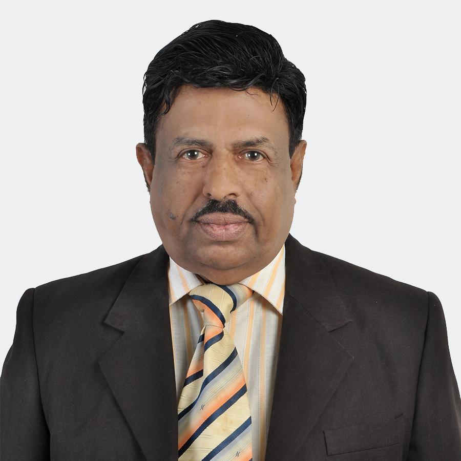 A. D. Rajan