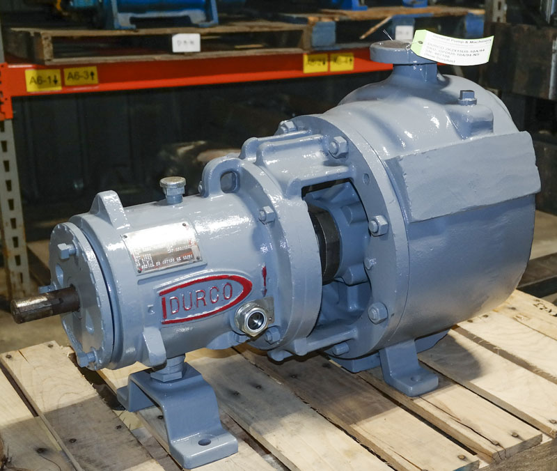 Multistage Pumps for High Pressure Applications