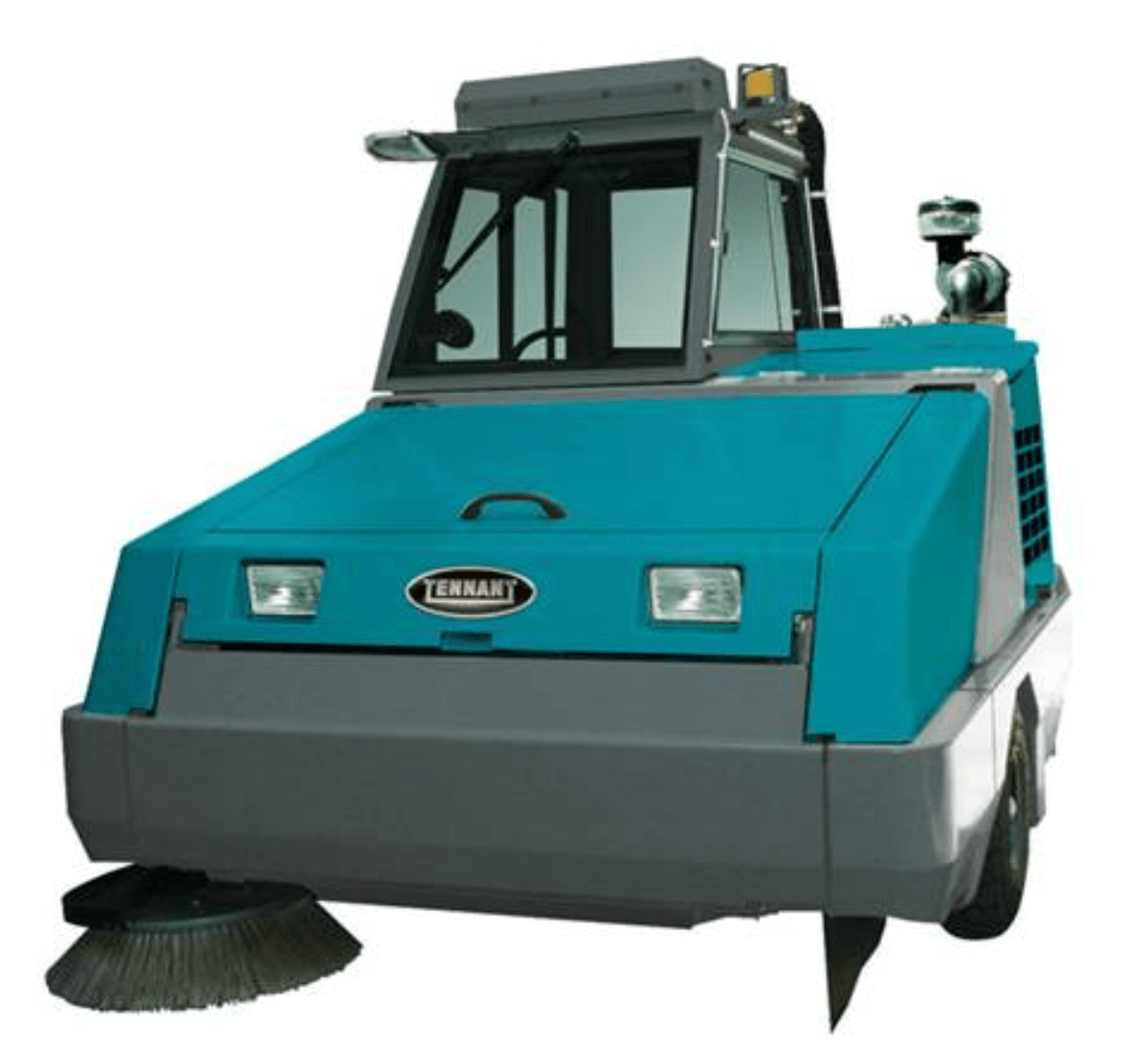 800D Large Industrial Rider Sweeper